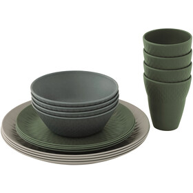 Outwell Tulip Dinner Set 4 Persons